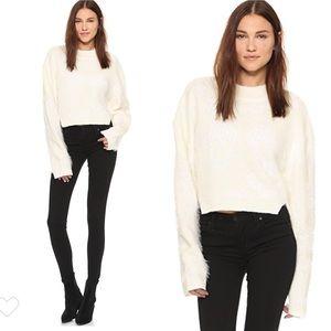 🆕SHAKUHACHI Fluff Sweater